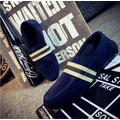 giày mọi slip - on hàn quốc  nam giá rẻ - GD24