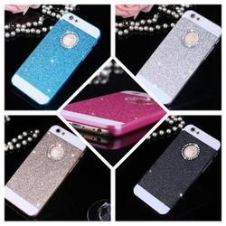 Ốp lưng Iphone 4-4S kim sa đính đá