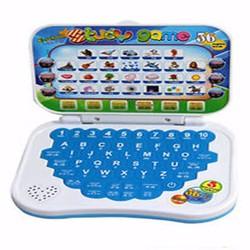 Đồ chơi máy tính xách tay cho bé song ngữ tiếng Anh – Tiếng Trung