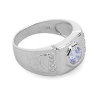 Nhẫn nam bạc Thao Linh Jewelry