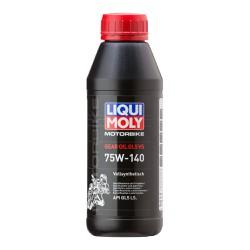 Nhớt hộp số xe mô tô Liqui Moly Motorbike Gear Oil 75W-140 GL5 VS 3072