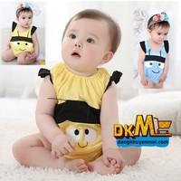 Jumsuit hình con ong dễ thương cho bé DTT07048
