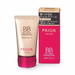 Kem lót Shiseido Prior BB Gel Cream Foundation SPF 35 PA+++,