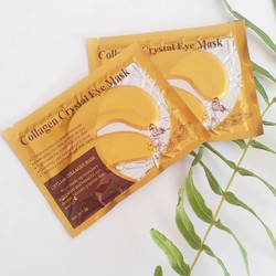 Combo 2 gói Mặt nạ Mắt Collagen Crystal Eyelid Patch