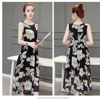 Đầm voan hoa LyLy