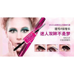 Mascara đa năng SUPER MODEL MIRACLE LASH MASCARA