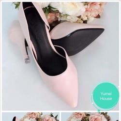 Giày cao gót nữ Yumei House đẹp, phù hợp đi làm hoặc đi dạ tiệc