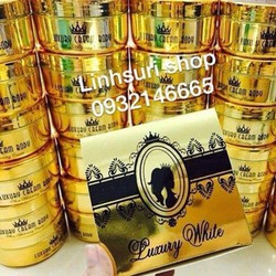 KEM BODY CAO CẤP SPA LUXURY CREAM