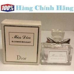 Nước hoa nữ mini Miss Blooming Bouquet EDT 5ml - NH45