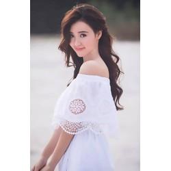 HÀNG CAO CẤP - Đầm maxi nữ xinh