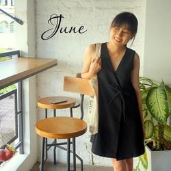 Đầm dạo phố June - Xavia Clothes