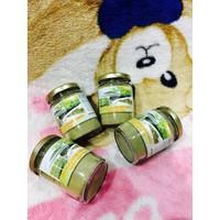 bột trà xanh dùng đắp mặt trị thâm mụn