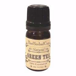 Tinh dầu trà Xanh Theherbalcup 5ml thư giãn nhẹ nhàng