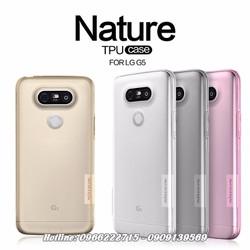 Ốp lưng LG G5 Nillkin Silicon