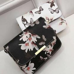 Túi xách nữ họa tiết hoa