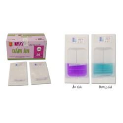 KIT kiểm tra nhanh acid vô co trong dấm ăn VT04 - Bộ Công An
