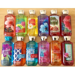 Sữa tắm Bath  Body works 295ml