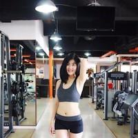 TT 08 - Bộ quần áo thể thao nữ tập Gym Yoga Aerobic