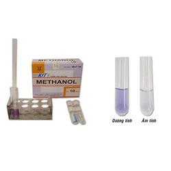 KIT kiểm tra methanol trong rượu MeT04 - Bộ Công An