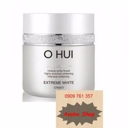 Kem trắng da và chống lão hóa. OHUI Extreme White Cream