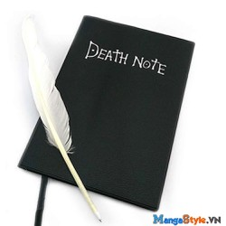 Quyển Sách Death Note MS 2