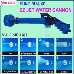 SÚNG  RỬA XE  EZ JET WATER CANNON COMMERCIAL