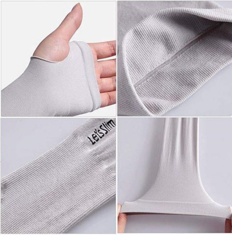 Găng tay chống nắng xỏ ngón 5