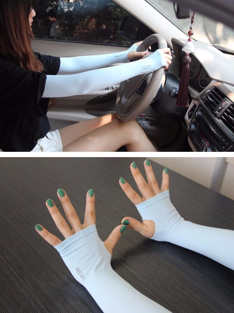 Găng tay chống nắng xỏ ngón 6
