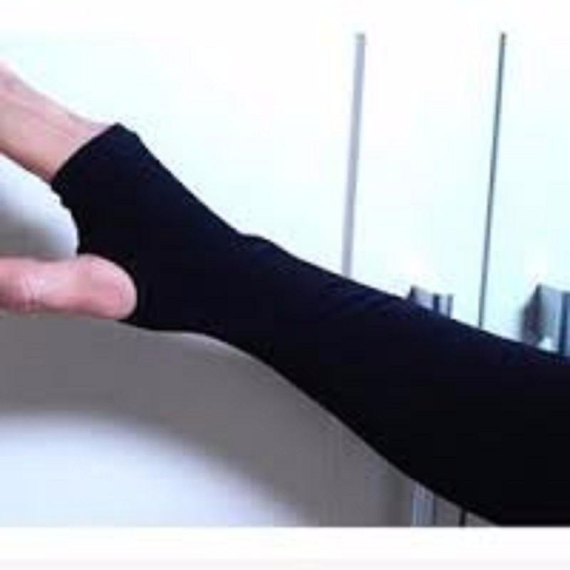 Găng tay chống nắng xỏ ngón 2
