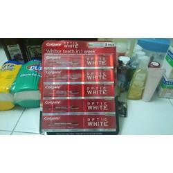 Kem Đánh Răng Colgate Optic White mỸ