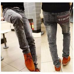 Mã số 51023 - Quần jeans sành điệu cá tính