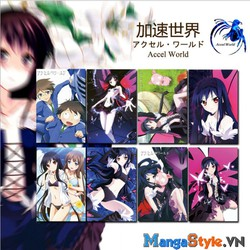 Bộ Poster Accel World