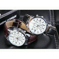 đồng hồ da cao cấp chính hãng hàn quốc giá rẻ