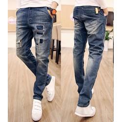 Mã số 51028 - Quần jeans phong cách