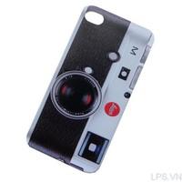 Ốp lưng iPhone 6 - 6s dẻo hình máy ảnh