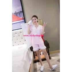 Đồ bộ ngủ Pink XK