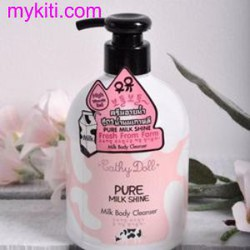Sữa Tắm Body Cathy Doll Pure Milk Shine