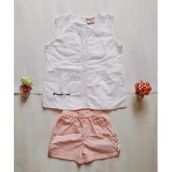 set áo quần cho bé gái