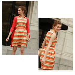 Đầm maxi thời trang cho bạn nữ đi biển dạo phố