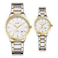 Đồng hồ cặp đôi tình nhân sang trọng siêu bền
