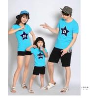 Set 3 áo thun gia đình_MS119