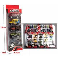 Combo bộ sưu tập ô tô mô hình