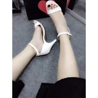 HÀNG CAO CẤP LOẠI I - Giày cao gót choàng cổ xinh