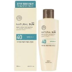 Sữa chống nắng toàn thân Natural Sun Eco Body và Family Mild Sun Milk