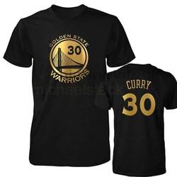 Áo thun bóng rổ Curry