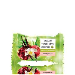 Xà phòng dưỡng da chiết xuất thiên nhiên Vanilla va QuảLựu