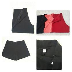 Short vải Thái Lan