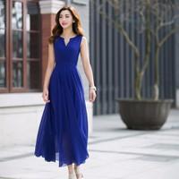 Đầm maxi thời trang