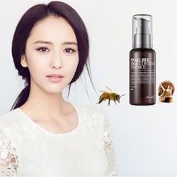 Tinh chất dưỡng ốc sên Benton Snail Bee High Content Essence 60ml
