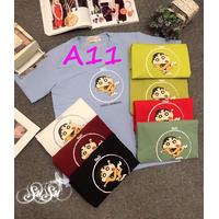 Áo thun Ku Shin dễ thương - A11